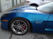 Corvette Wide Body Conversions