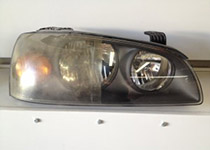 headlamp restoration services